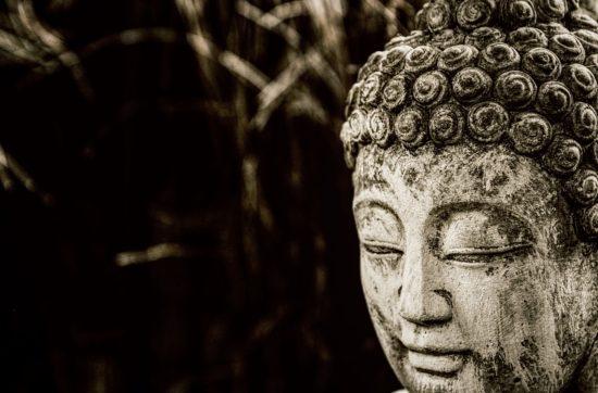 A Buddha...,